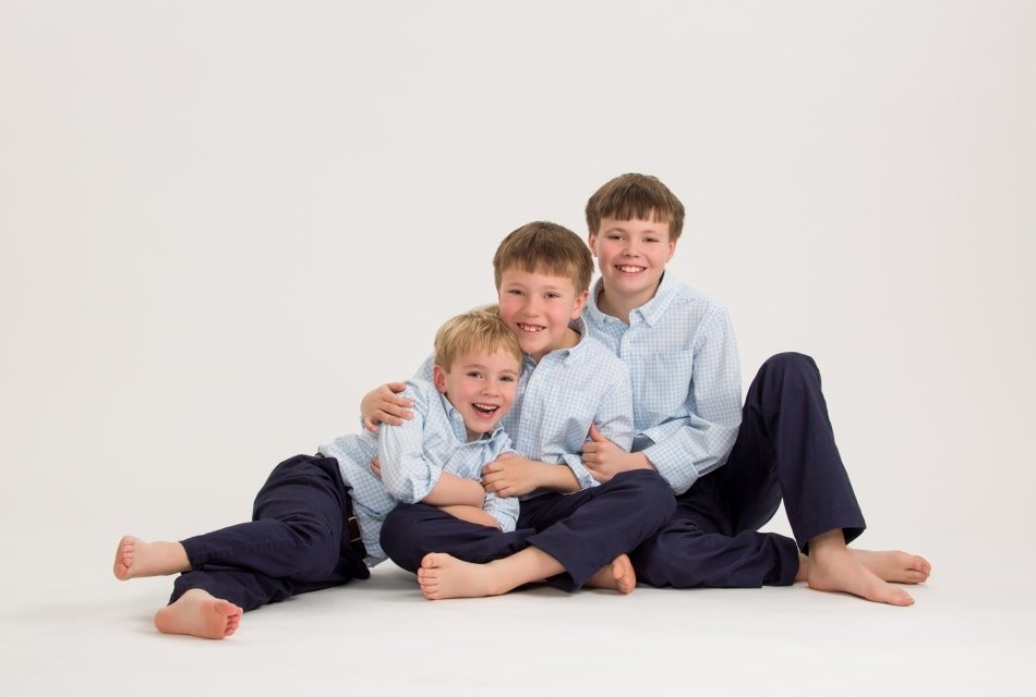 family portrait photographer | children's portrait photography