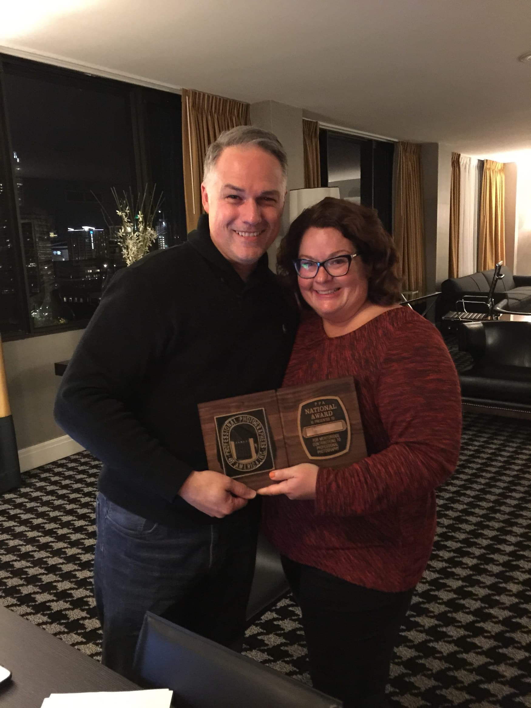 Mary Fisk Taylor Receives PPA'S Highest Honor