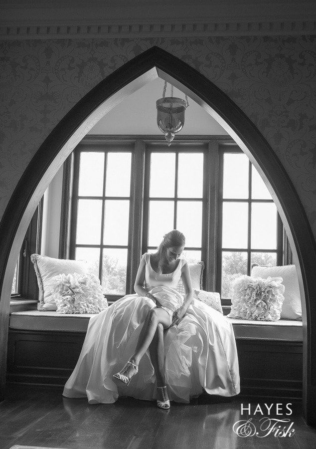 Bridal Suite at Dover Hall