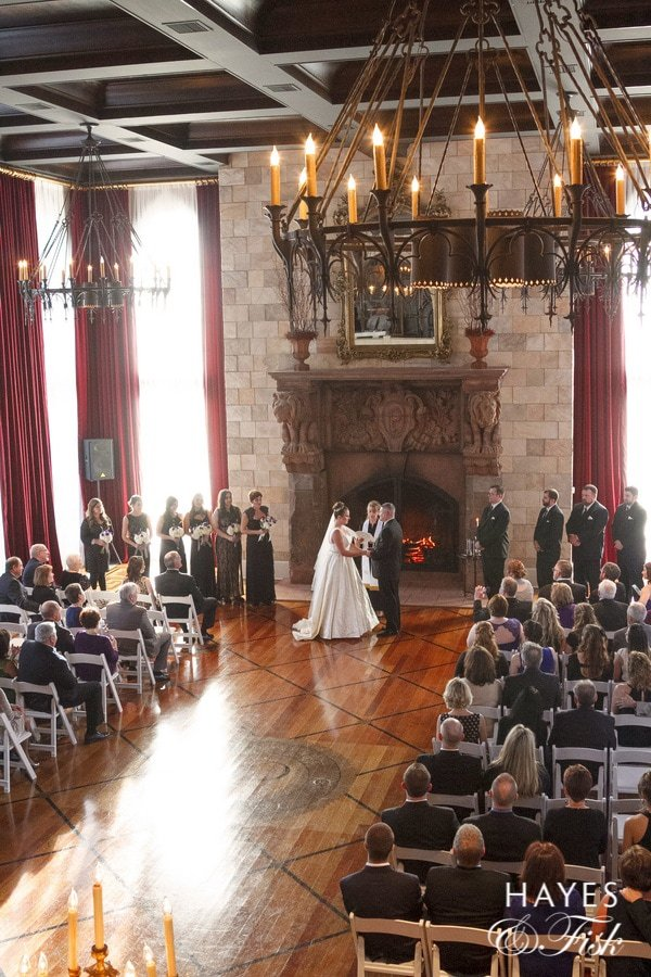 Married at Dover Hall