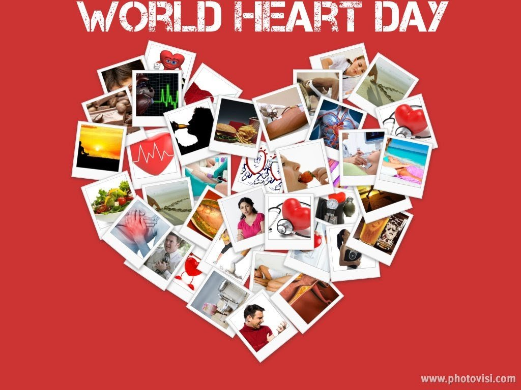 Celebrate World Heart Day with Hayes & Fisk