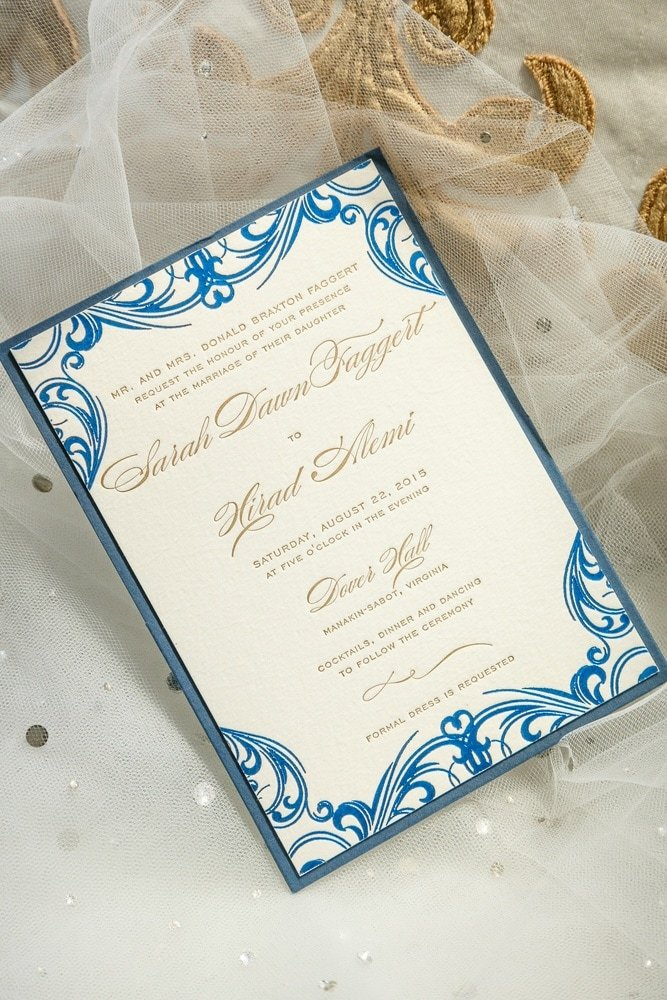 Richmond Wedding Vendor Spotlight: Page Stationery