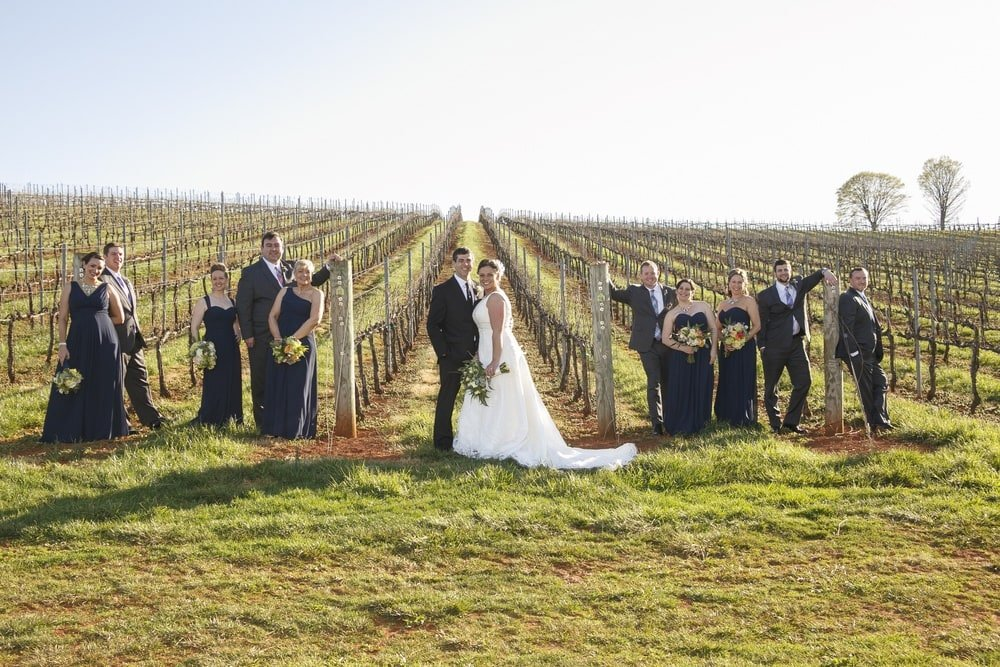 Jill + Pete | Trump Winery Wedding