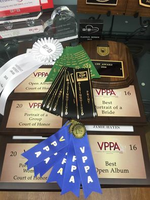Hayes and Fisk, VPPA Awards