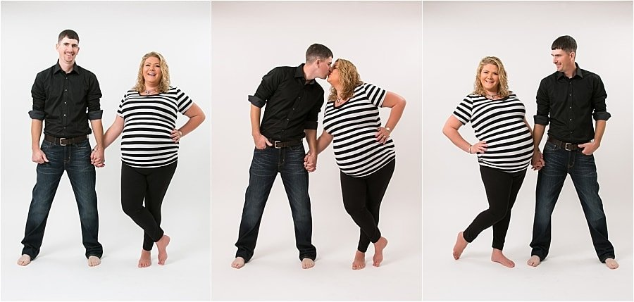 Maternity Session with Sarah and Lee
