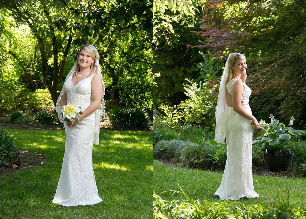 Gorgeous Bridal Portraits in Richmond, VA