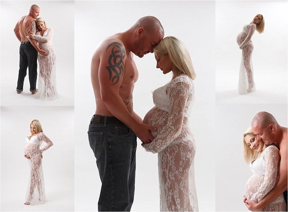 Magical Baby Girl Maternity Session