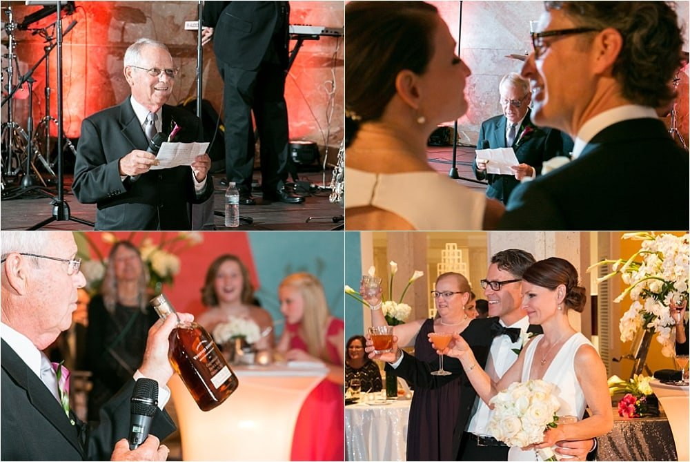 VMFA Richmond, Virginia Wedding