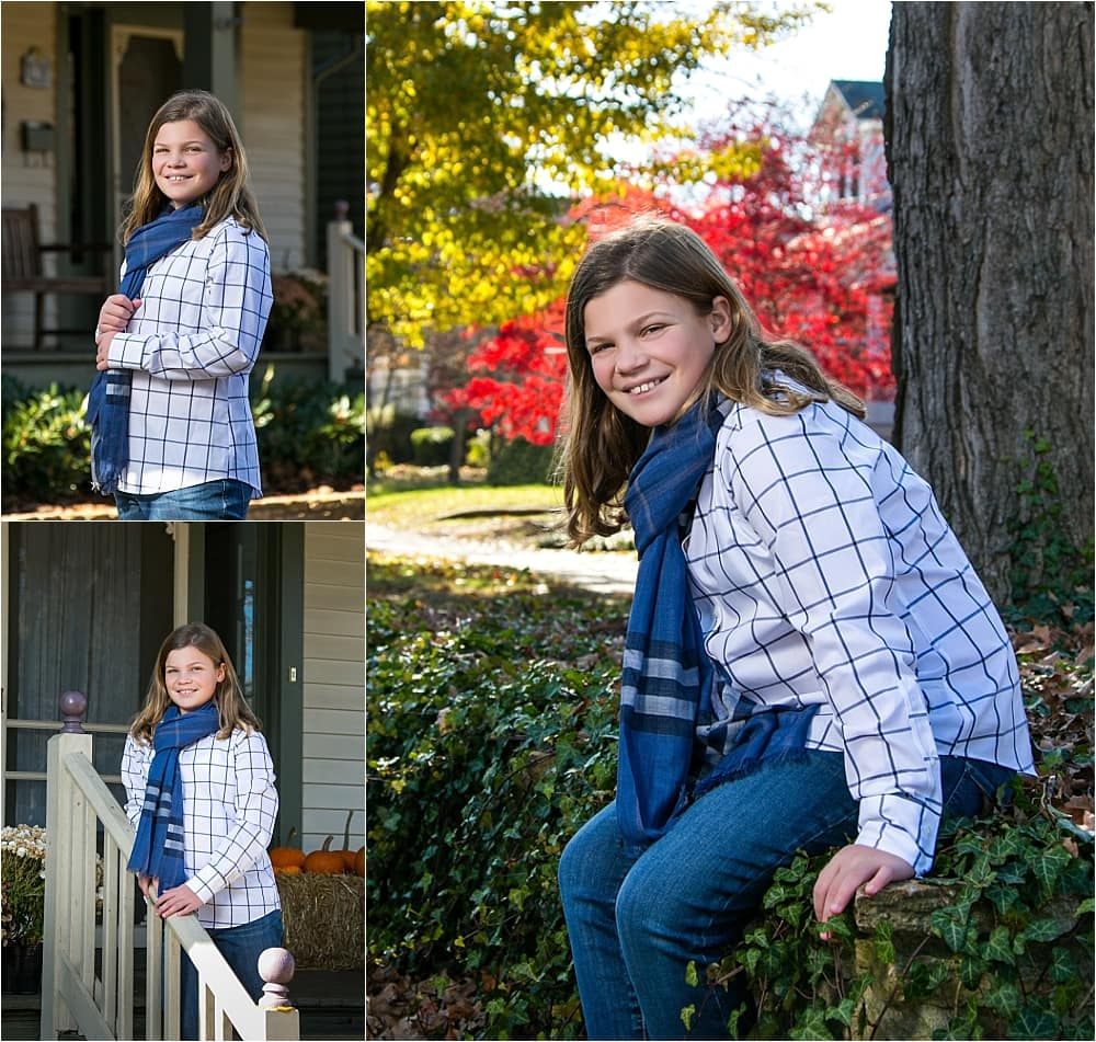 Photographing Your Children from Year to Next