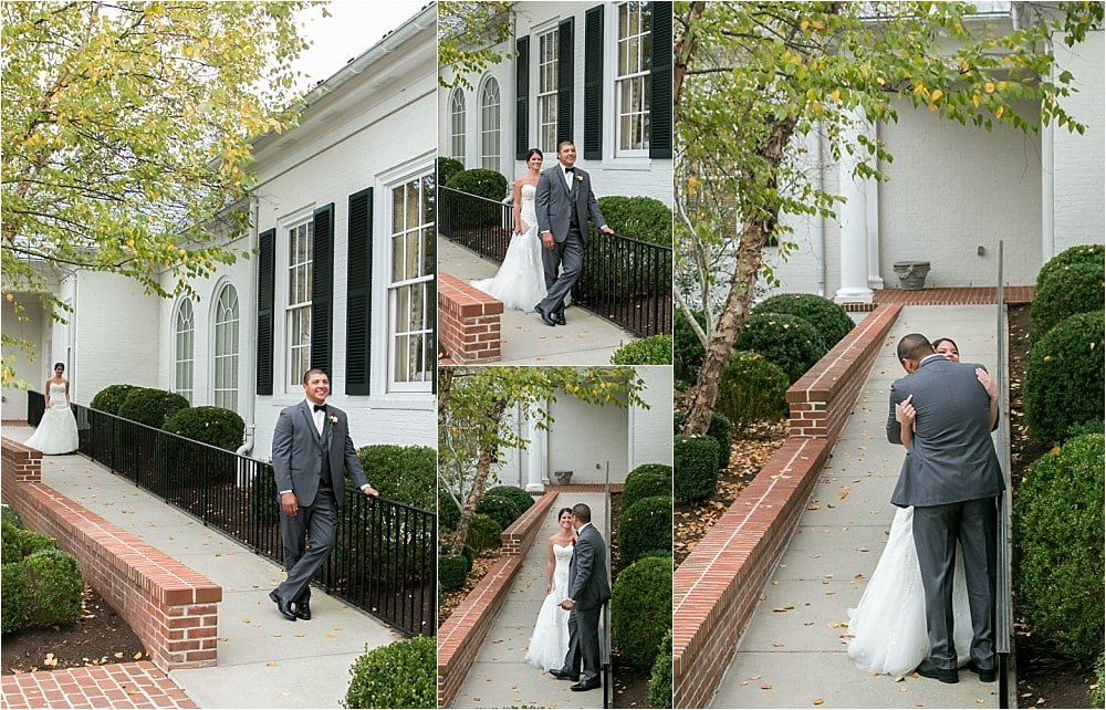 Love at First Site | Richmond, VA Wedding