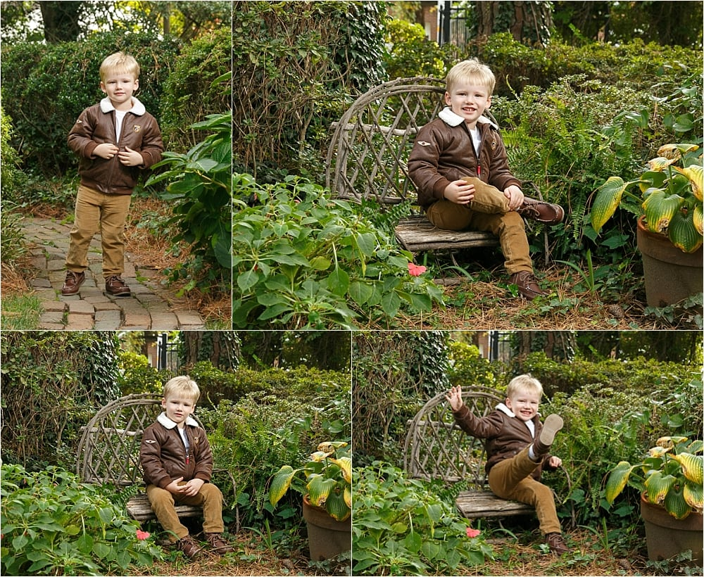 Childhood Portrait Session