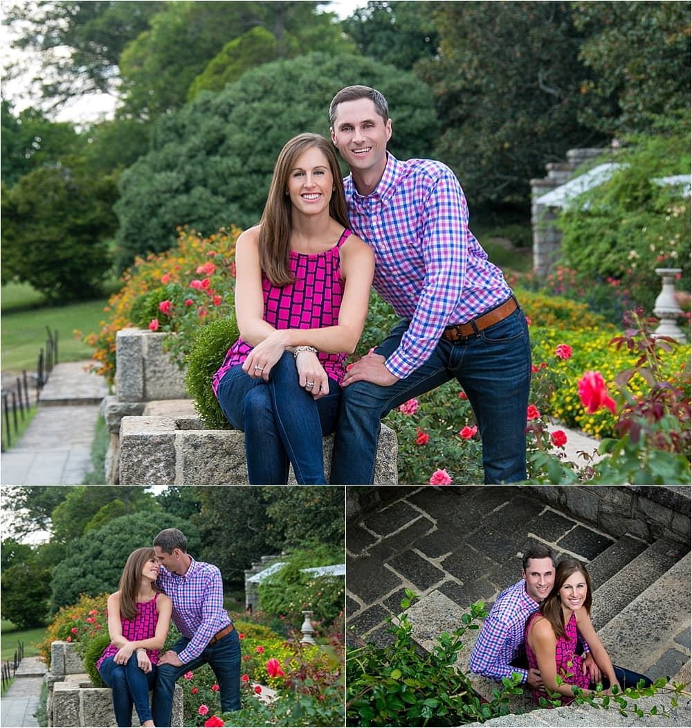 Maymont Park Engagement Session