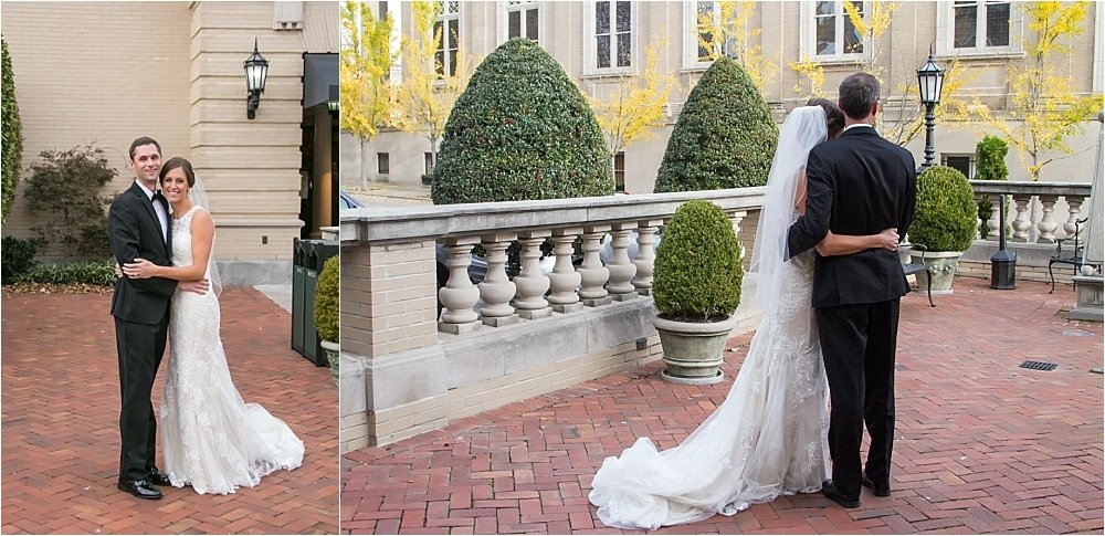 Perfect Richmond Fall Wedding