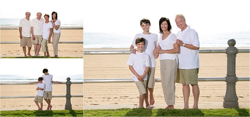 Morgan Family Beach Portrait Session
