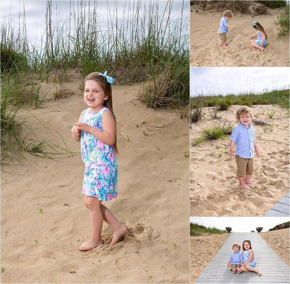 Virginia Beach Family Portrait Session