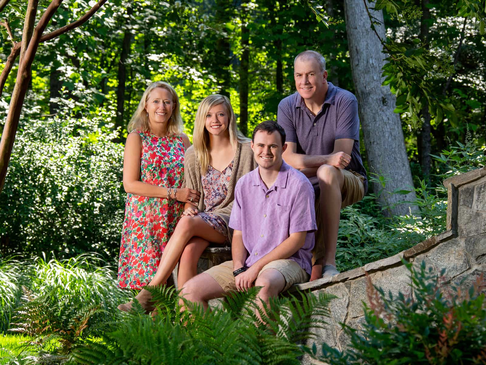 Wood Family Portrait Session