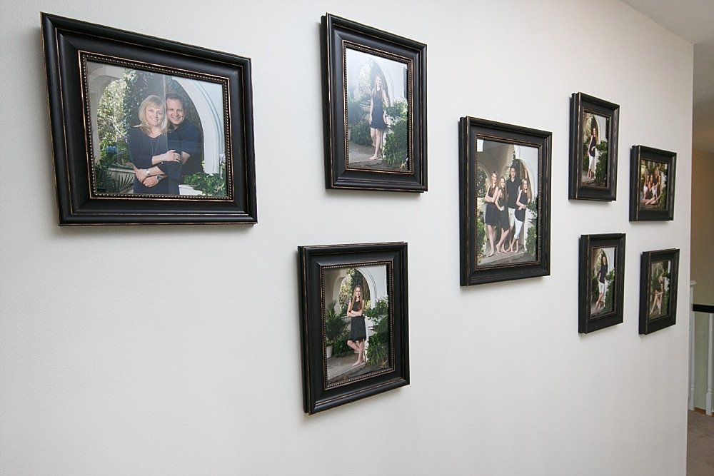 Oil Portrait Installation