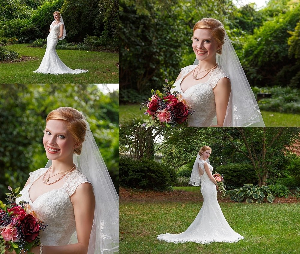 Audrey's Bridal Portrait Session