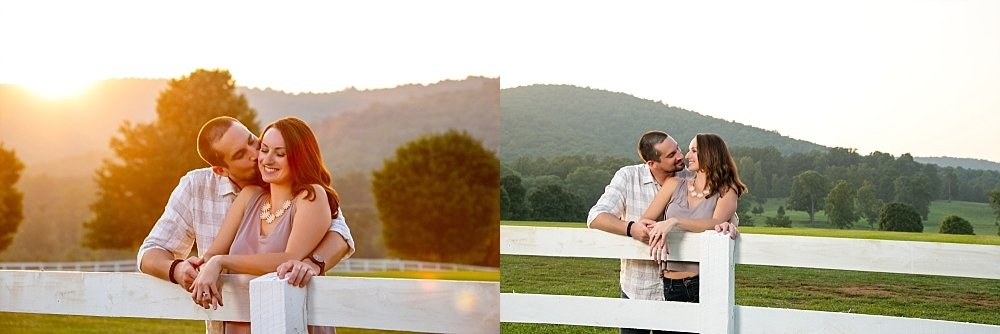 Starr Hill Vineyard & Winery Engagement Session
