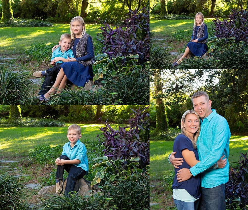 Droste Family Fall Portrait Session