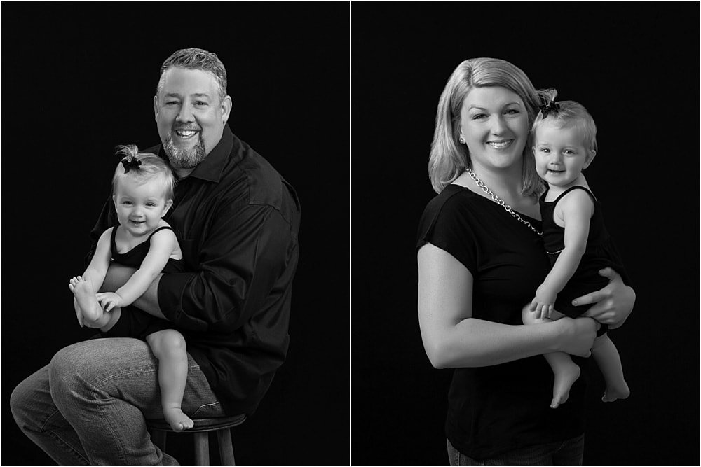 Crowder Family Studio Session