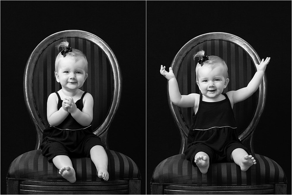 Crowder Family Studio Portrait Session