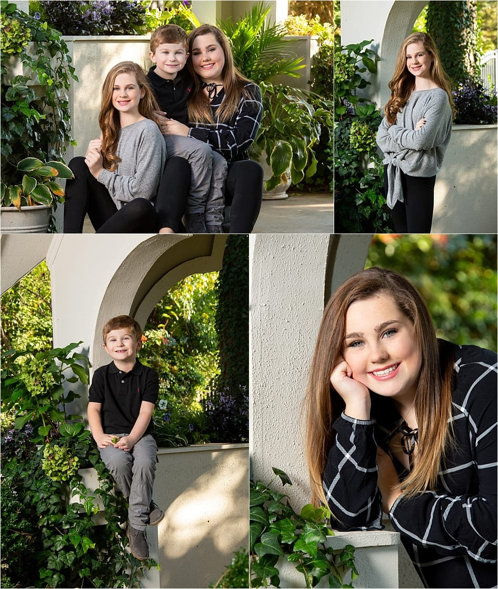 Andes Family Portrait Session