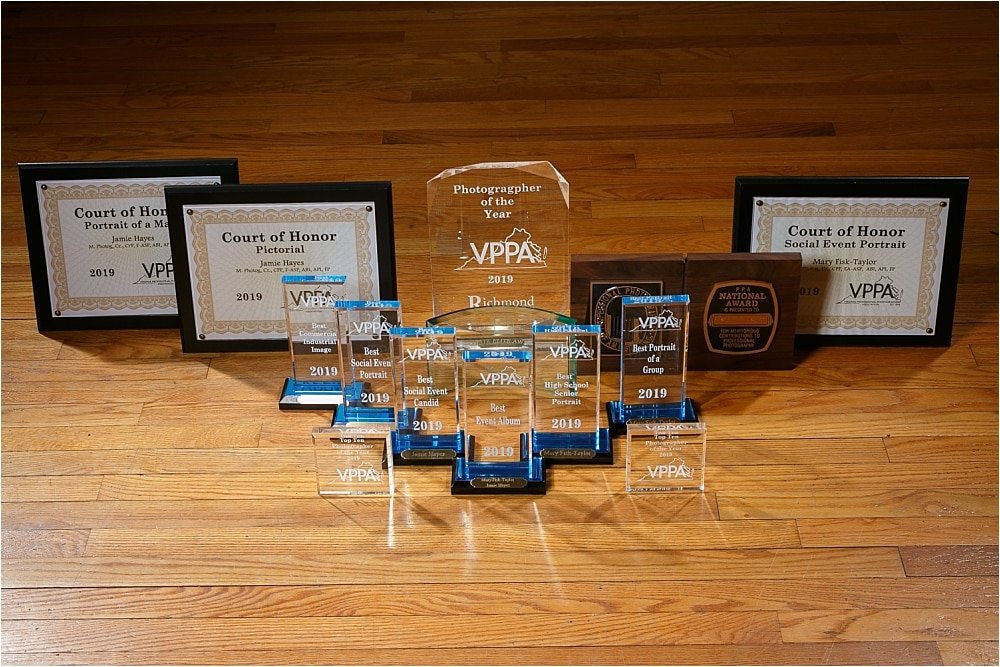 Celebrating Honors Received at VPPA