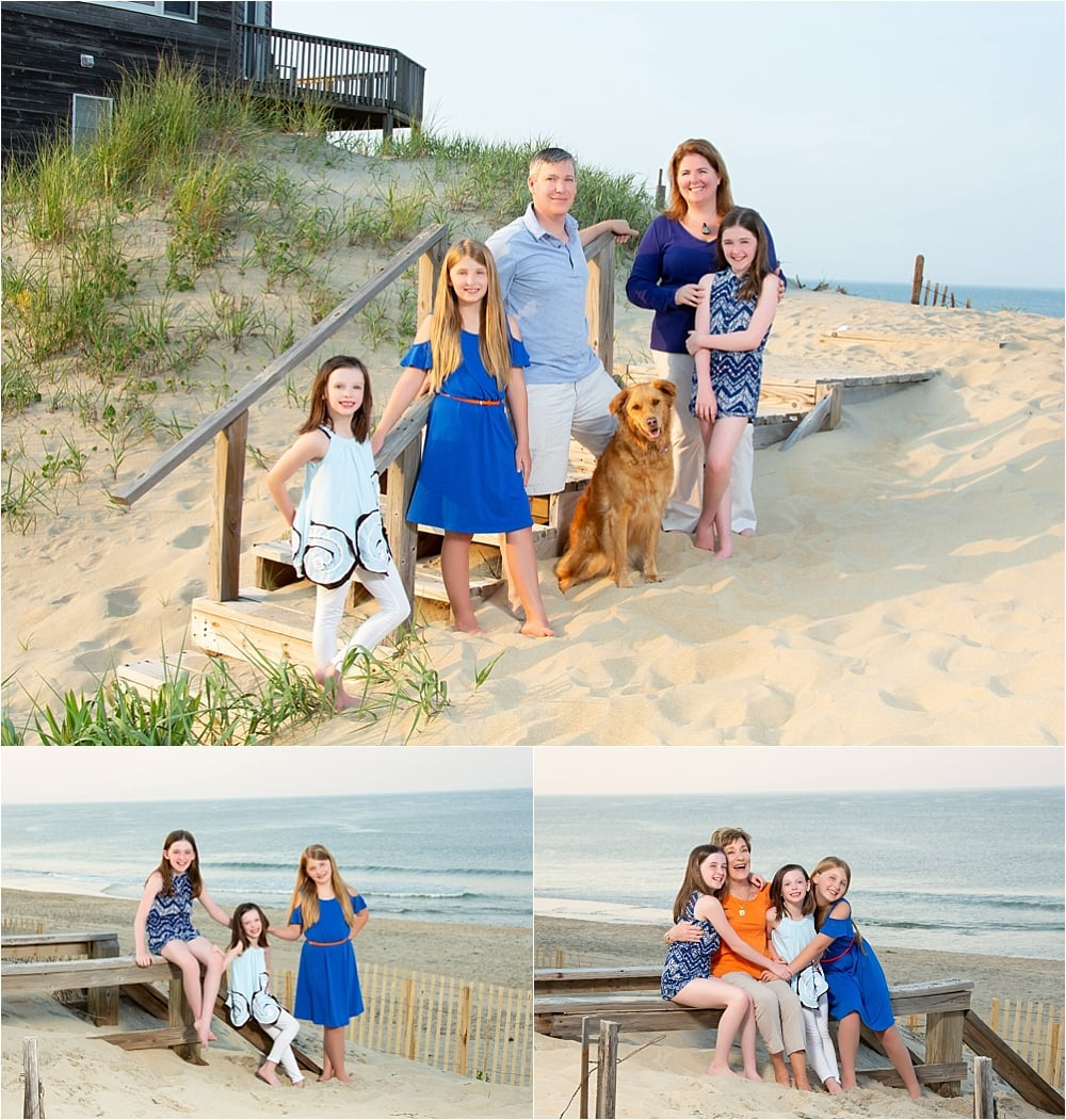 Bell Family Outer Banks Session