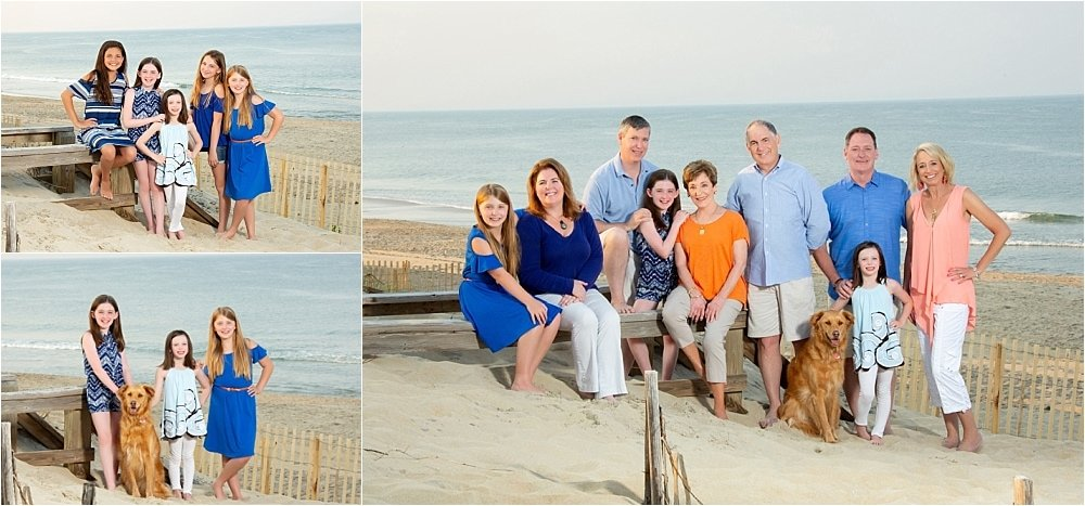 Bell Family Beach Session