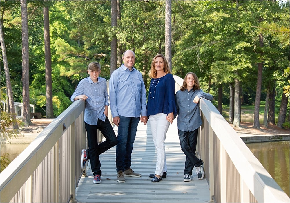 Daly Family Portrait Session