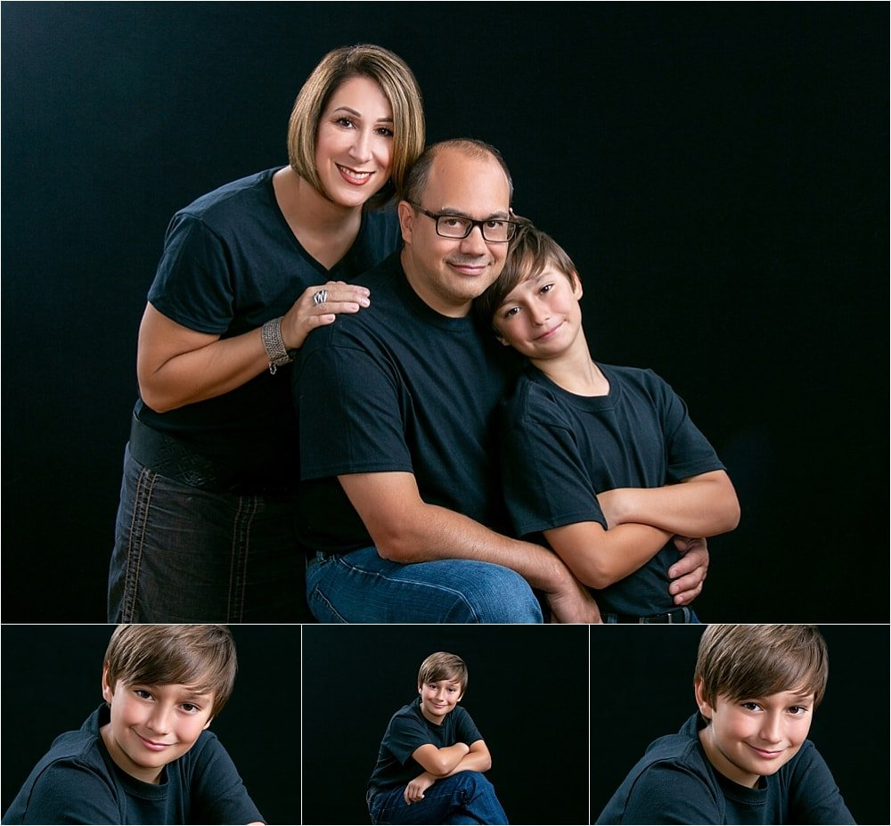 Lanni Family Studio Session