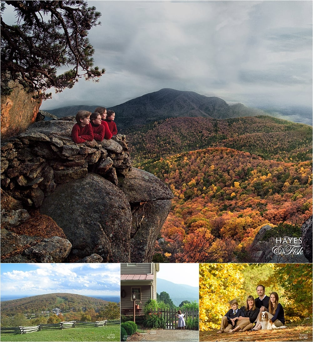 Documenting Family Fall Road Trips