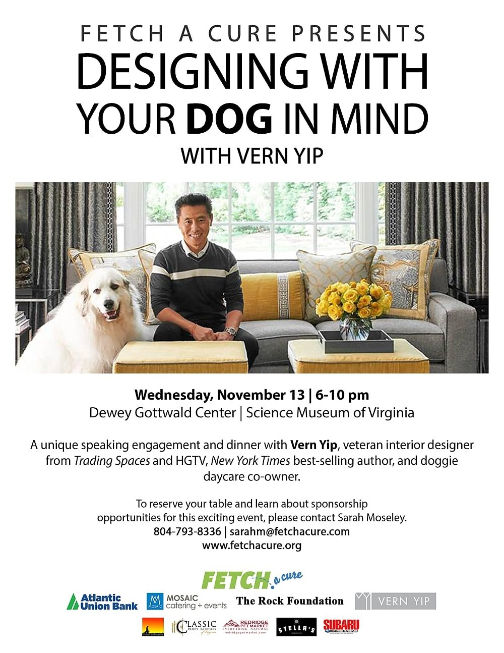 Designing with Your Dog in Mind