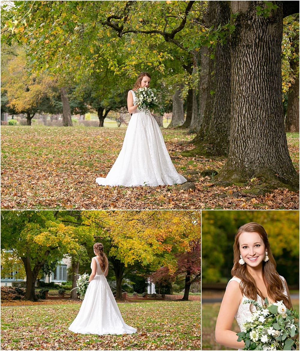 Stunning Outdoor Bridal Portrait Session