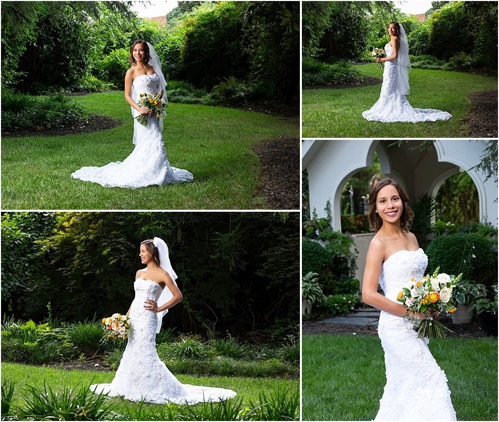 Beautiful Bridal Portrait Session