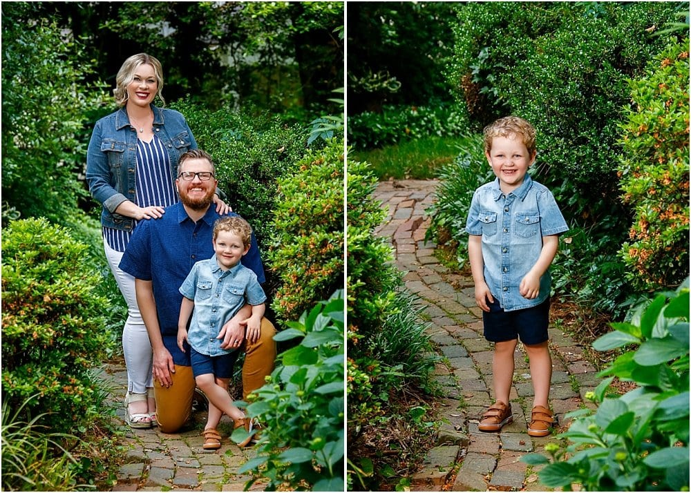 Perry Family Portrait Session