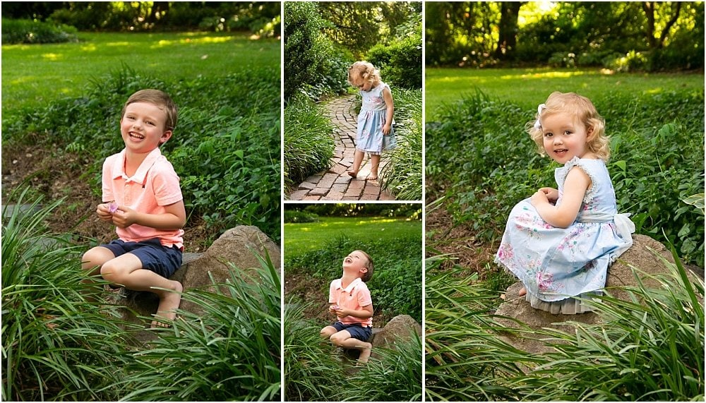 Witthoefft Family Garden Session