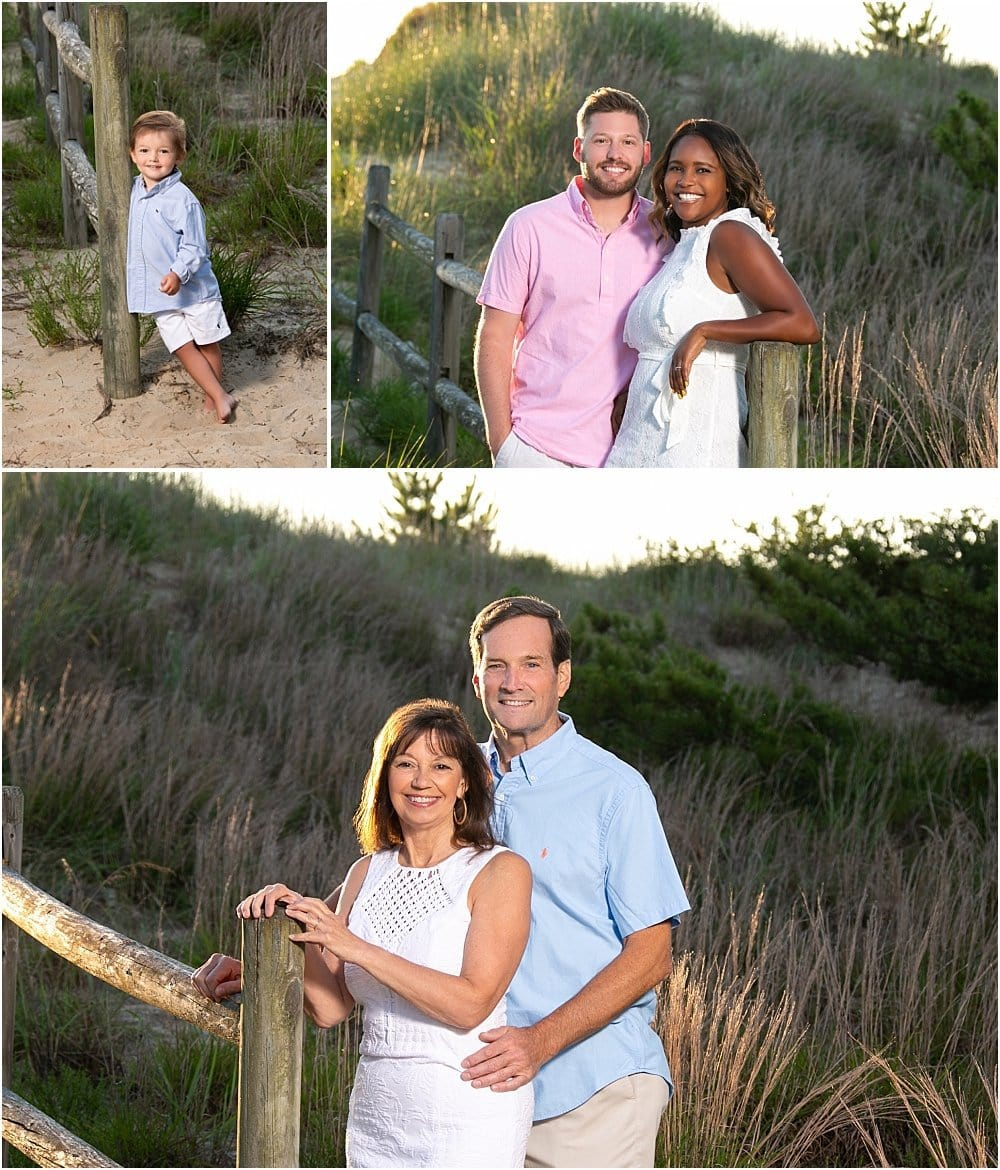 Perfect Beach Portrait Session