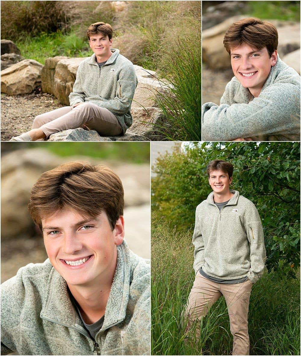 Wright Senior Portrait Session