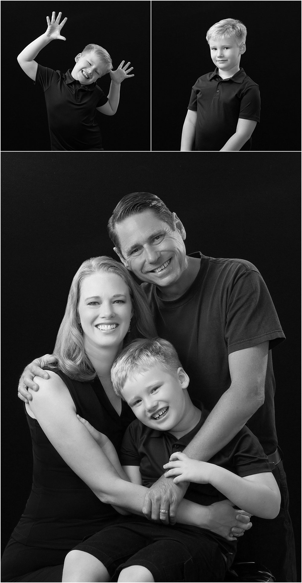 Sigman Family Portrait Session