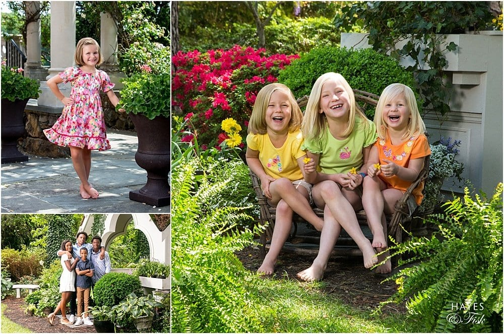 Book Your Spring Garden Session