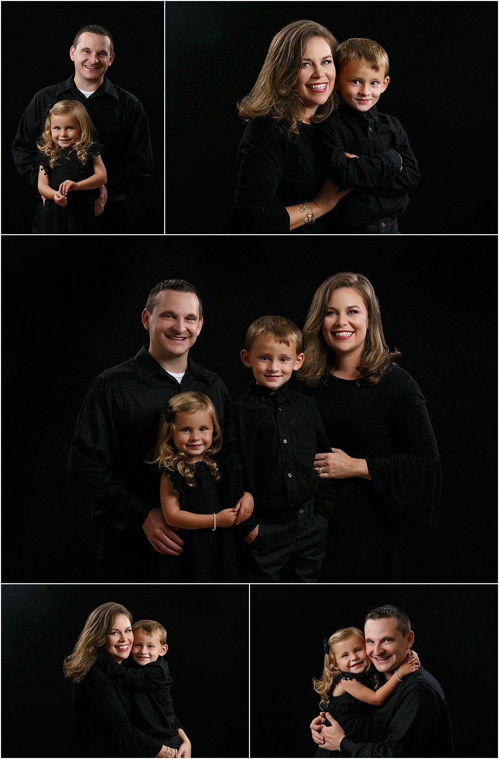 Moody Family Portrait Session